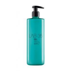 LAB 35 Sulfate free - šampon na citlivé normální a barvené vlasy bez sulfátů, 500 ml