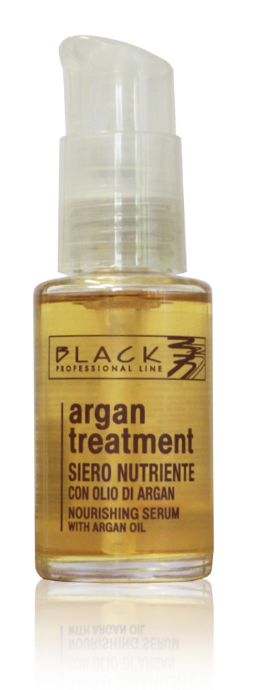 Black Argan Oil SérumTreatment - Arganové vlasové sérum, 50ml