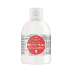 Kallos MULTIVITAMIN shampoo - energizačních-hydratační šampon na vlasy