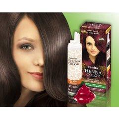 Venita Henna color hair coloring mousse - barvící pěna na vlasy