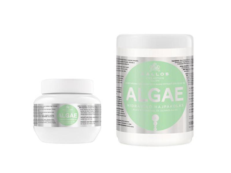 Kallos kjmn ALGAE mask - hydratační maska na vlasy s obsahem mořských řas