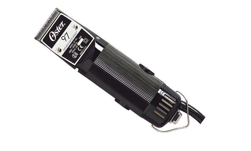 Oster 97-44 - profesionálny strojček na vlasy, výkon 45W + Gembird - stlačený vzduch, 400 ml