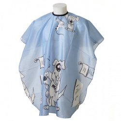 BraveHead 5579 - pláštenka detská na strihanie, modrá, na háčik