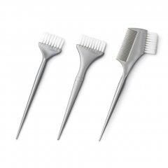 Hair brush soft - mäkký, silikónový štetec na farbenie vlasov