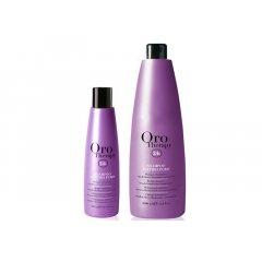 Oro Therapy Zaffiro puro shampoo - keratínový šampón na blond, zosvetlené a melírované vlasy