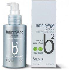 Broaer b2 infinity Age antiaging - tonikum proti vypadávaniu vlasov, 100 ml