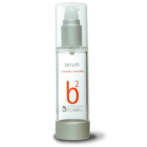 Broaer b2 nourishing sérum - sérum na poškodené vlasy, 50 ml