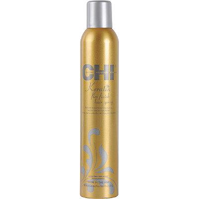 CHI Keratin Flexible Hold Spray - ľahko tužiaci lak na vlasy, 284 g