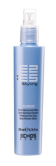 Echosline Volumizer spray - sprej pre objem vlasov, 200 ml