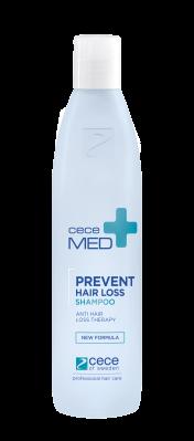 Cece Med Prevent Hair Loss Shampoo - šampon proti vypadávání vlasů, 300 ml
