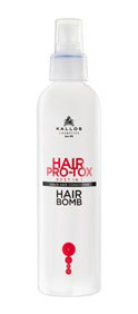 Kallos kjmn PRO-TOX Hair Bomb - bezoplachový kondicionér v spreji, 200 ml