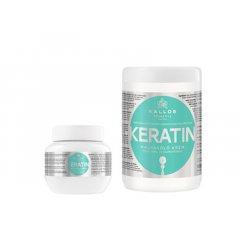 Kallos Keratín - regeneračná maska na vlasy