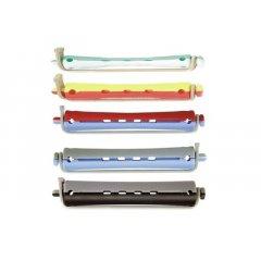 Plastové natáčky na trvalú s patentnou gumičkou