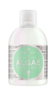 Kallos ALGAE shampoo - výživný hydratačný šampón na vlasy, 1000 ml