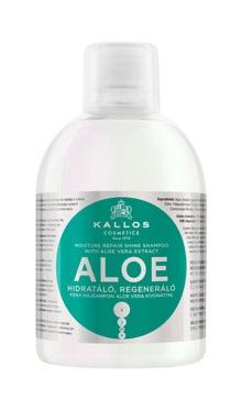 Kallos ALOE shampoo - hydratačno regeneračný šampón