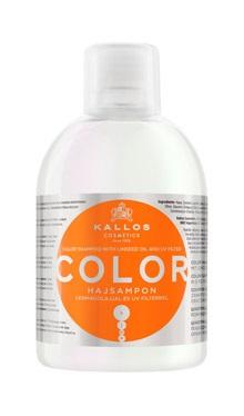 Kallos COLOR - šampón na farbené vlasy 1000 ml