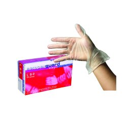 Semperguard Vinyl powder free - jednorázové vinylové rukavice, 100 ks/bal