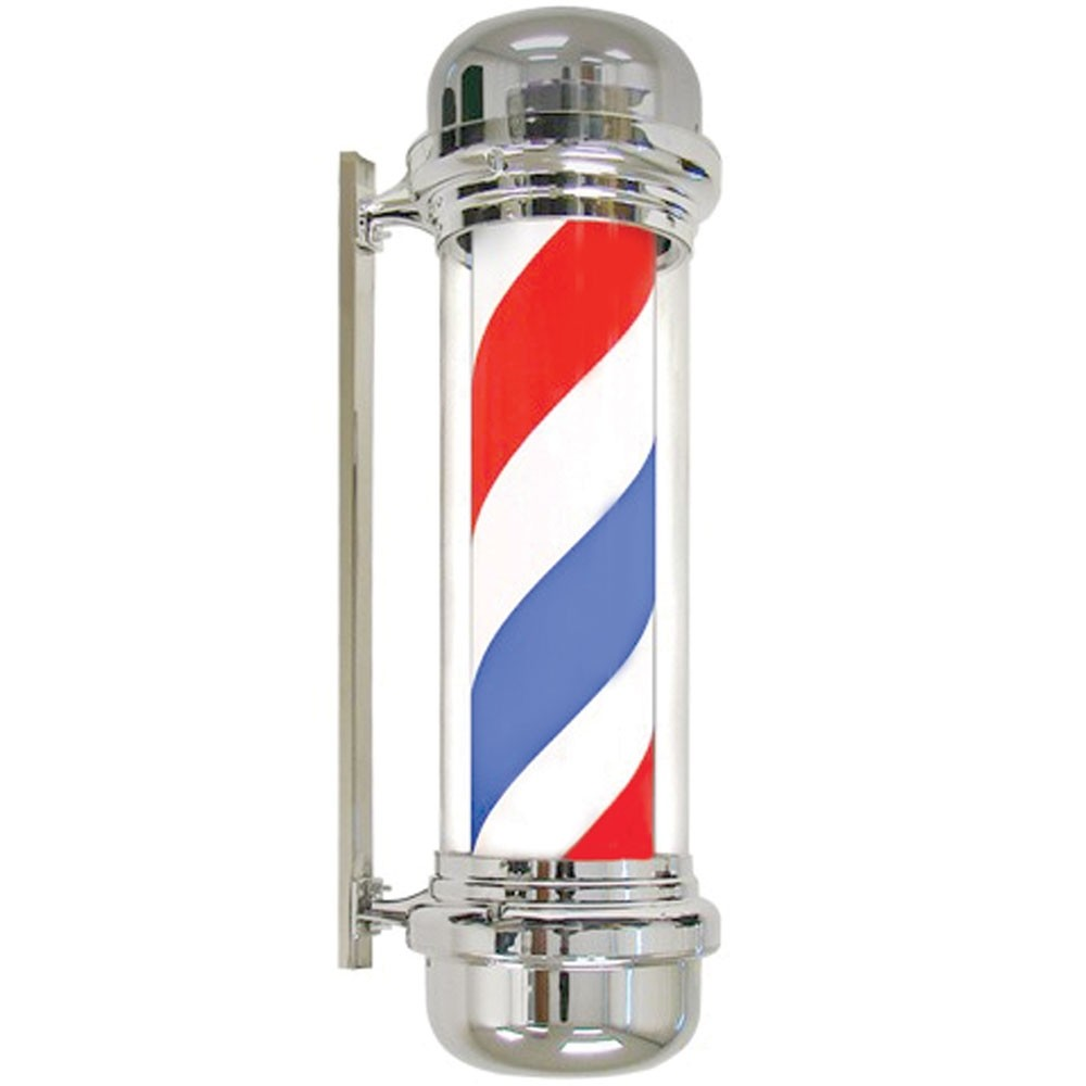 Ayala Barber POLE - svetelný stĺpik
