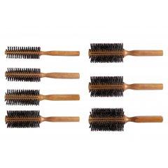 KIEPE dna evolution - profesionálne drevené kefy na fúkanie vlasov