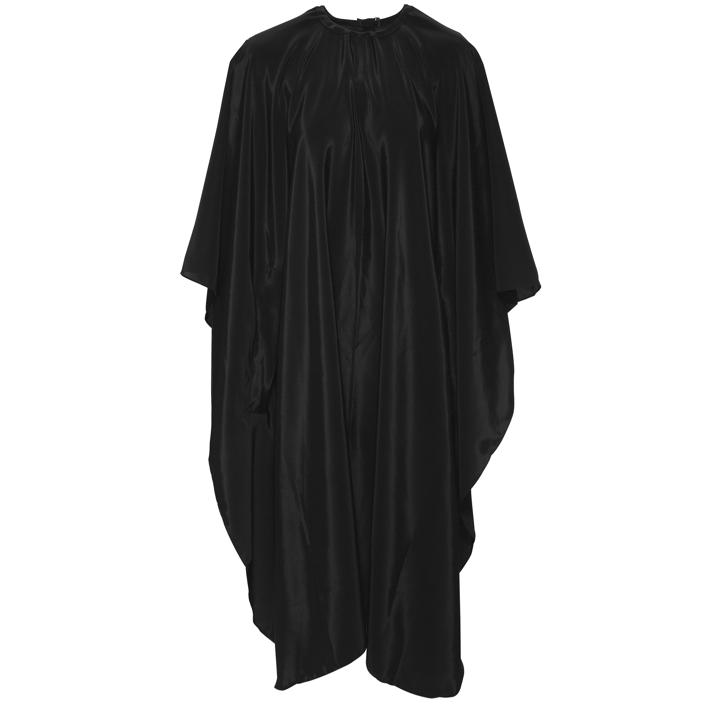 Cutting cape silky 5534 - kadernícka pláštenka na strihanie, farbenie, na háčik