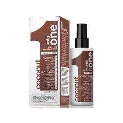 UNIQ ONE COCONUT - regeneračná kúra pre všetky typy vlasov (All in One Hair Treatment) 150 ml