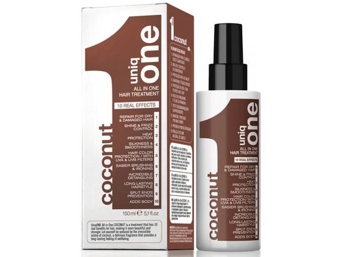 UNIQ ONE COCONUT - regenerační kúra pro všechny typy vlasů (All in One Hair Treatment) 150 ml