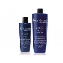 Fanola KERATERM - šampón pre disciplínu s efektom proti krepovateniu