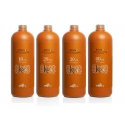 Keyra cosmetics - krémový peroxid s keratinem.