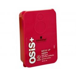 Schwarzkopf Osis + Mess Up - zmatňujúca guma, 100 ml