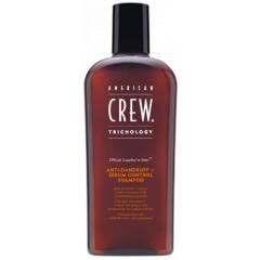 American Crew Anti-Dandruff + Sebum Control - šampón proti lupinám, 250 ml