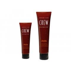 American Crew Firm Hold Styling Gel - silně tužící gel na vlasy