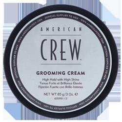 American Crew Grooming Cream - silně tužící stylingový krém, 85 g