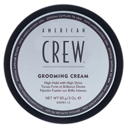 American Crew Grooming Cream - silne tužiaci stylingový krém, 85 g