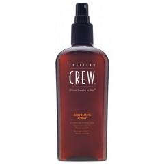 American Crew Grooming Spray - tužící sprej s pružnou fixací, 250 ml