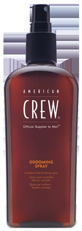 American Crew Grooming Spray - tužiaci sprej s pružnou fixáciou, 250 ml
