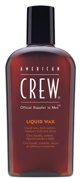 American Crew Liquid Wax - tekutý vosk, 150 ml