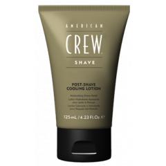 American Crew Post-Shave Cooling Lotion - ošetrujúce osvieženie po holení, 125 ml