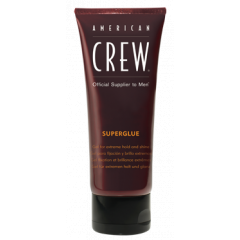 American Crew Superglue - gel pro extrémní držení a lesk, 100 ml