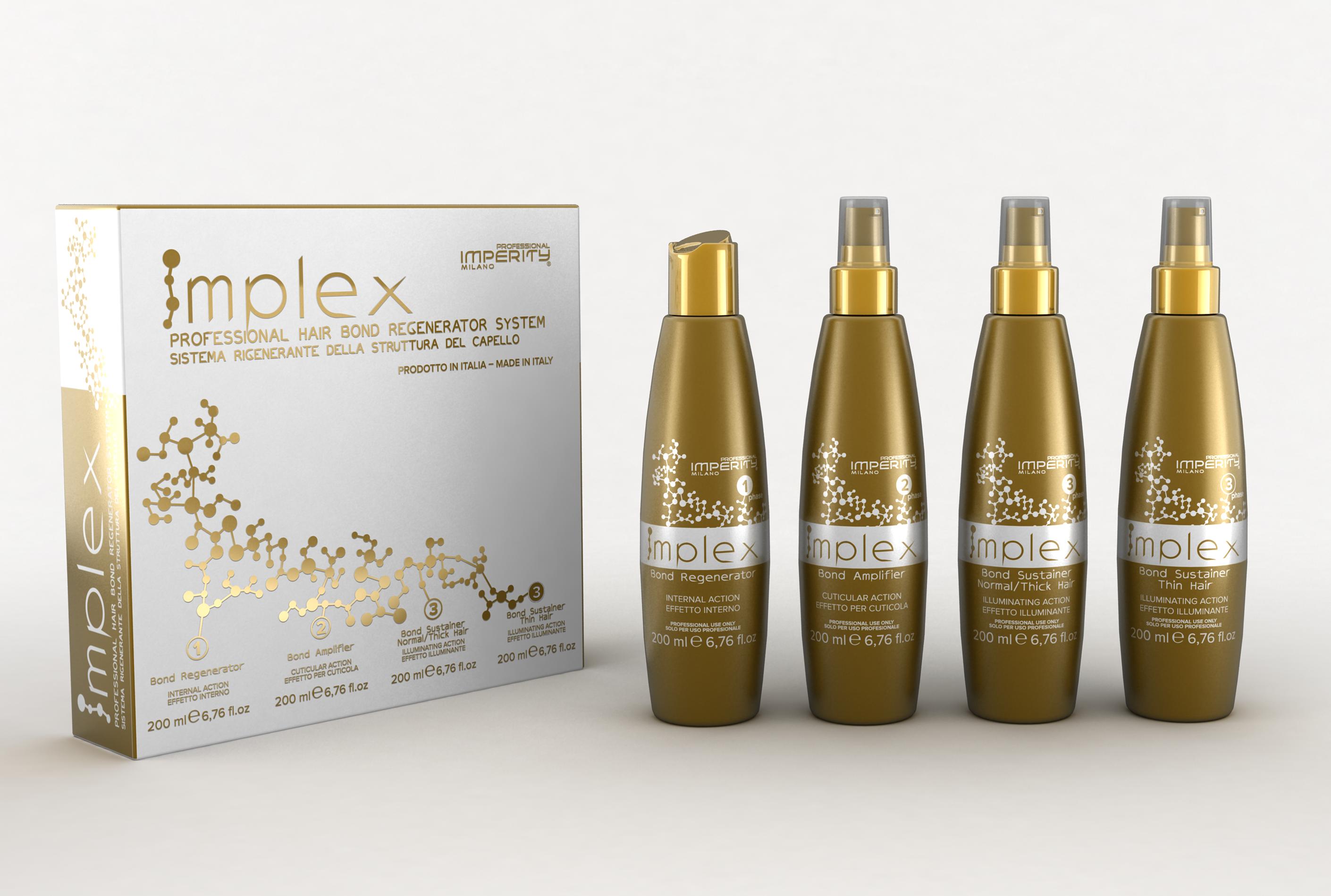 Imperity IMPLEX - hloubková regenerace vlasů