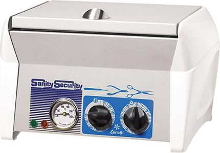 Ceriotti Sanity Security - tepelný sterilizátor