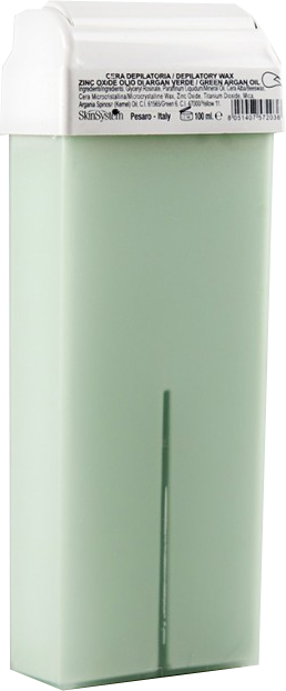 Depilačný vosk ARGAN- na citlivú a suchú pokožku, 100 ml