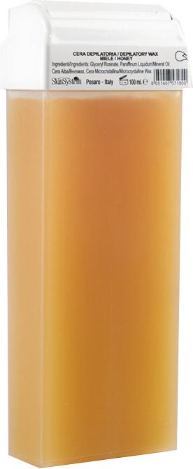 Depilačný vosk MED - na citlivú a suchú pokožku, 100 ml
