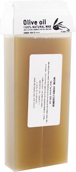 Depilačný vosk OLIVA - s olivovým olejom, 100 ml
