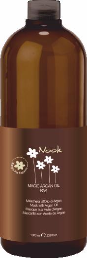 Maxima Nook Magic argan oil pak - maska pre všetky typy vlasov, 1000 ml