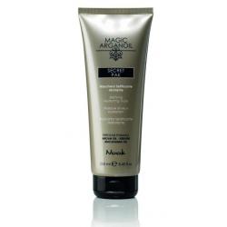 Maxima Nook Secret Pak - vlasová maska s hedvábným leskem pro suché a narušené vlasy, 250 ml
