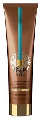 L'Oréal Professionnel Mythic Oil créme universelle - víceúčelový termo-ochranný krém, 150 ml