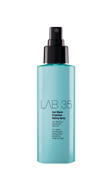 Kallos LAB 35 Curl Mania Protective Styling - sprej pro kudrnaté vlasy, 150 ml