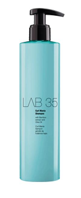 Kallos LAB 35 Curl Mania - šampón na kučeravé vlasy, 300 ml