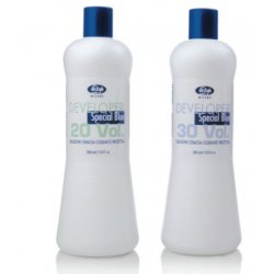 Lisap Developer special blue - krémový peroxid, 1000 ml
