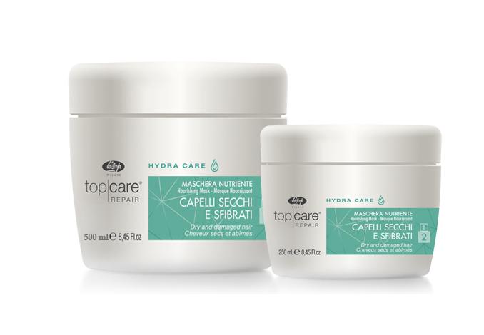 Lisap Top Care Repair Hydra Care - maska na suché a poškodené vlasy